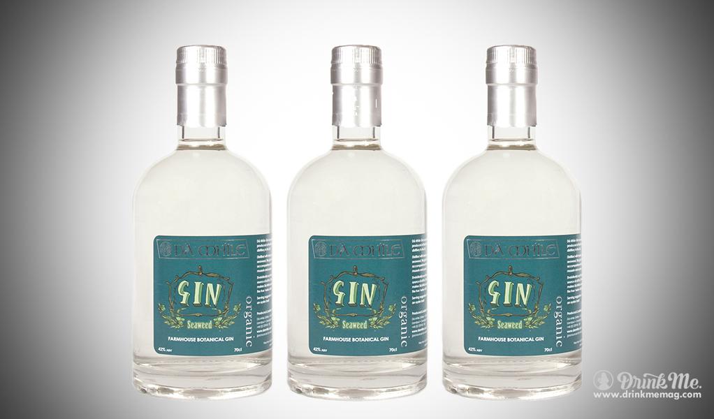 Seaweed Gin drinkmemag.com drink me weird gins