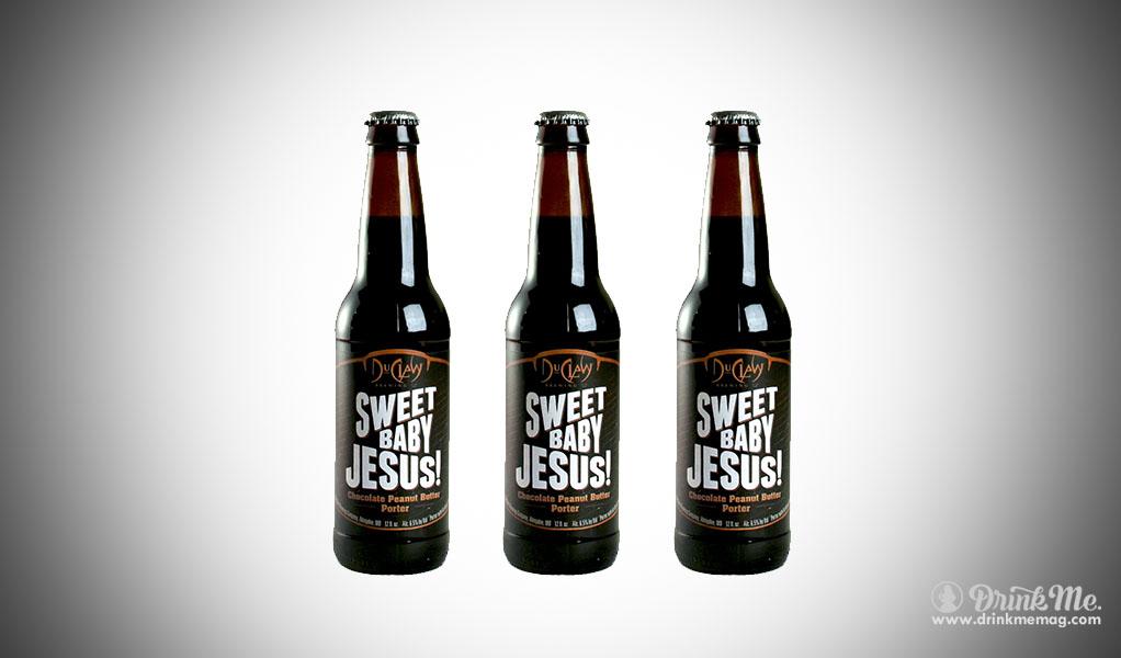 Sweet Baby Jesus drinkmemag.com drink me Top Chocolate Beers
