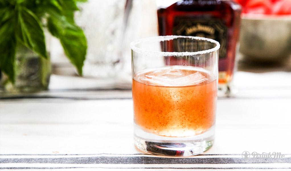 Tomatoes Cocktail drinkmemag.com drink me jack daniels single barrel