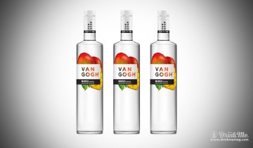 Van Gogh Vodka drinkmemag.com drink me