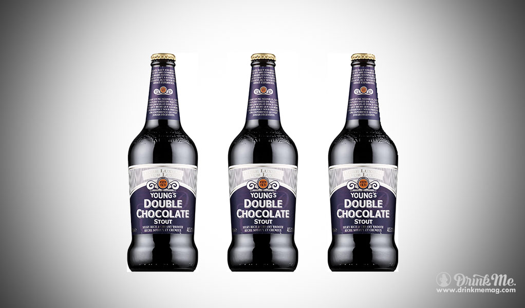 Young's Double Chocolate Stout drinkmemag.com drink me Top Chocolate Beers