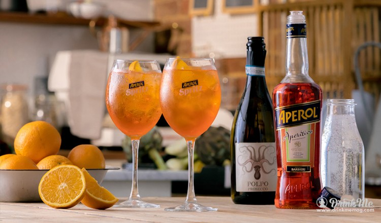 aperol spritz 5 drinkmemag.com drink me Aperol Apritz The Perfect Serve