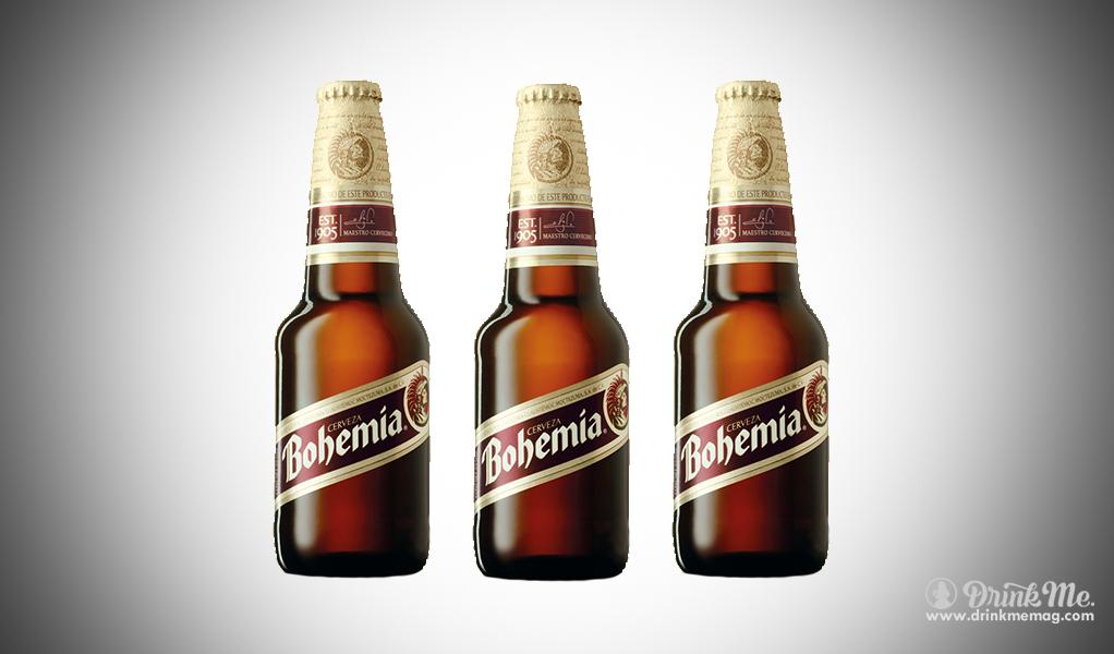 bohemia drinkmemag.com drink me top mexican beers