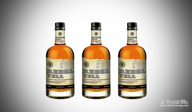 rebel yell kentucky straight bourbon whiskey drinkmemag.com drink me Rebel Yell