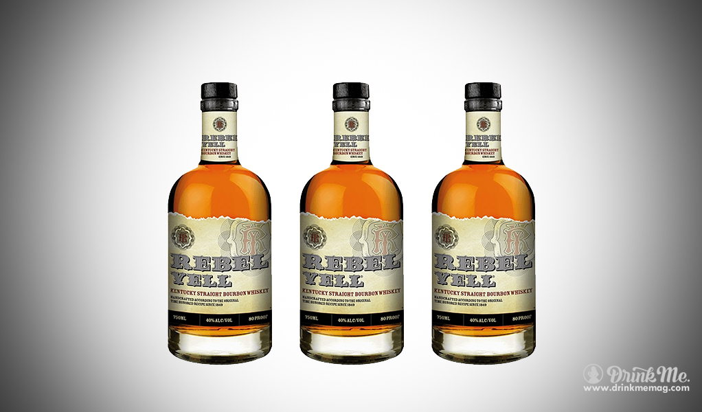 rebel yell kentucky straight bourbon whiskey drinkmemag.com drink me Rebel Yell