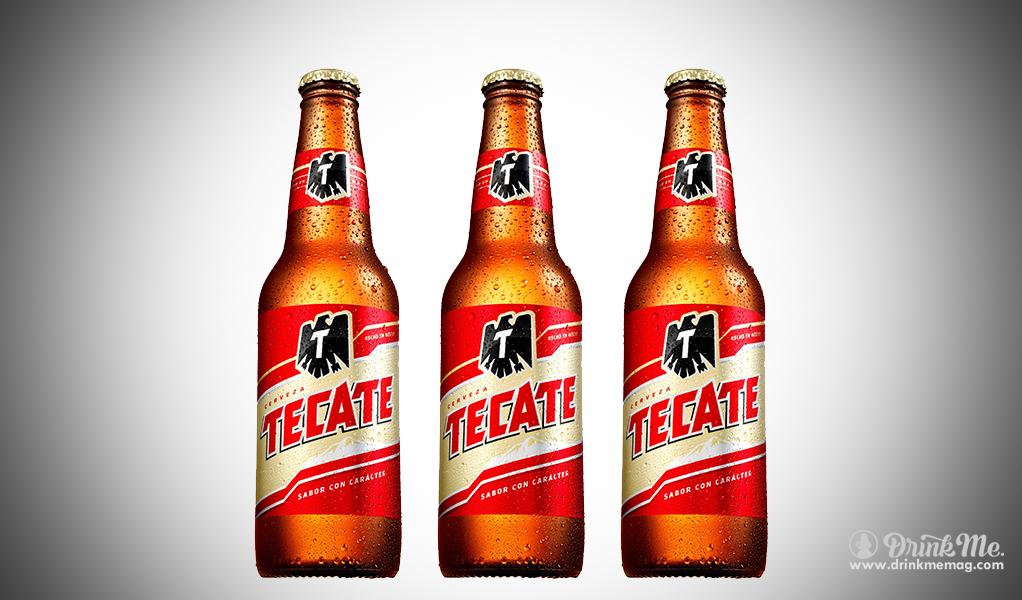 tecate drinkmemag.com drink me top mexican beers