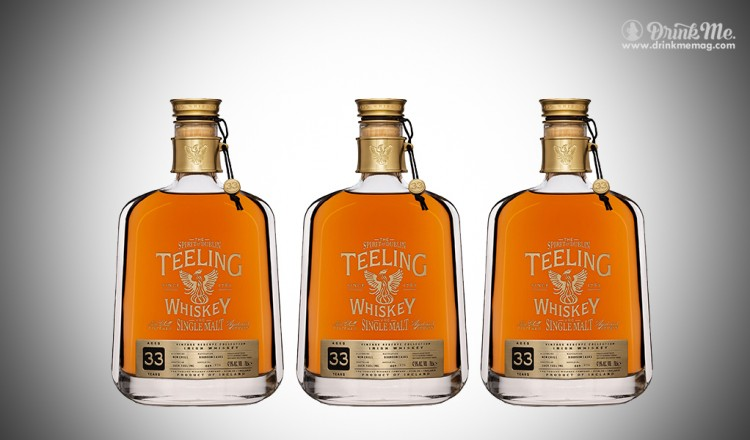 teeling 33year old drinkmemag.com drink me Teeling Whisky