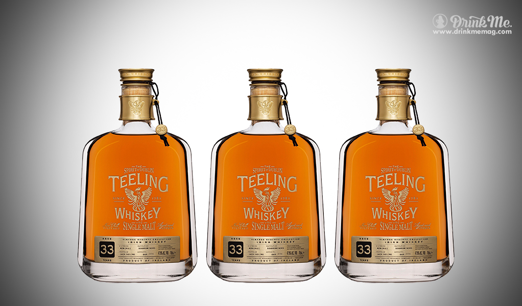 teeling 33year old drinkmemag.com drink me Teeling Whisky