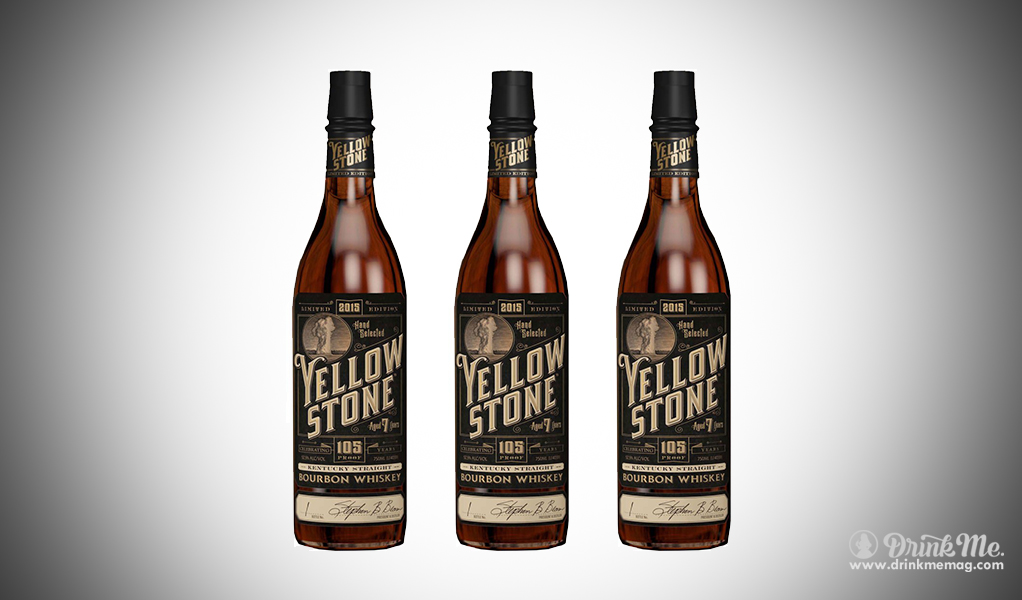 yellowstone limited edition bourbon drinkmemag.com drink me Yellowstone Bourbon