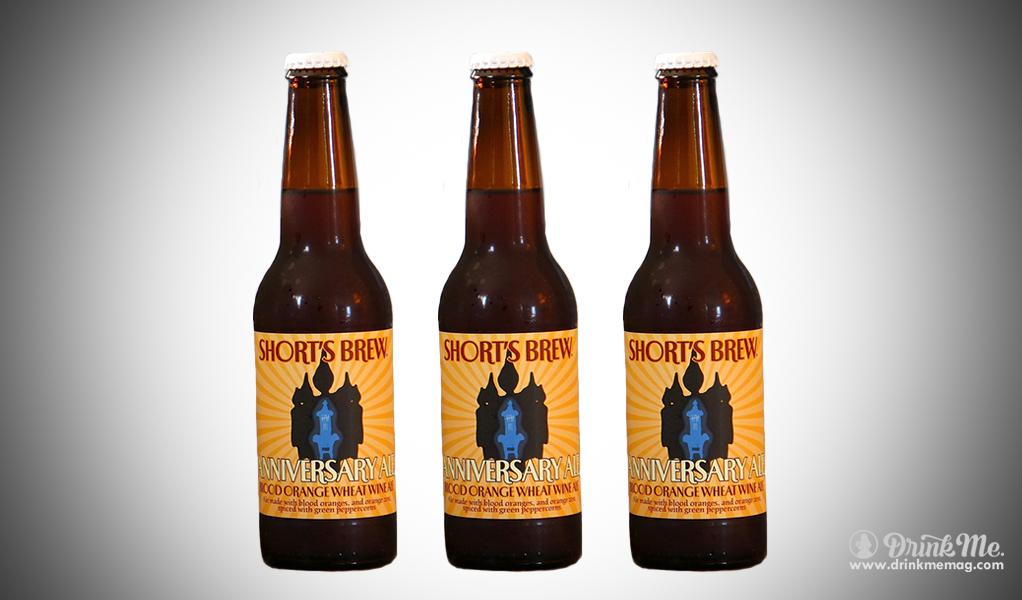 Anniversary Ale drinkmemag.com drink me Top Orange Beers