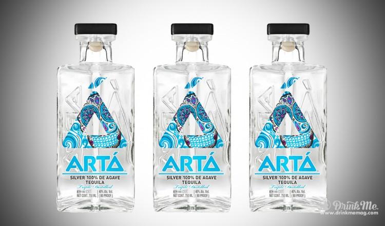 Arta Silver De Agave Tequila drinkmemag.com drink me Arta Tequila