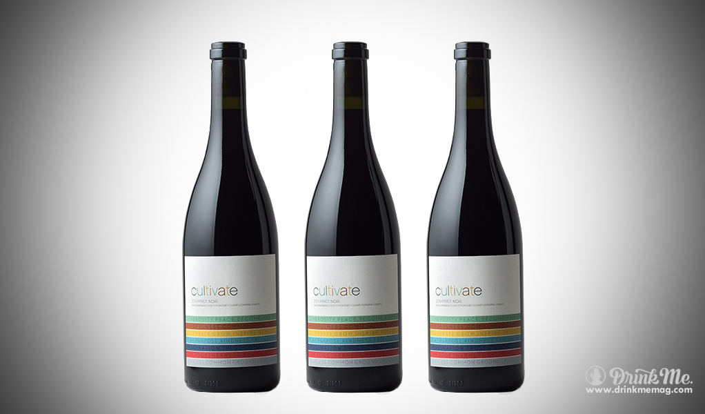 Cultivate Pinot Noir drinkmemag.com drink me Father's Day Wines