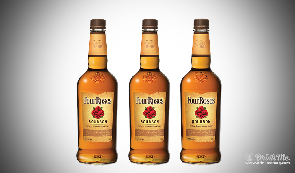 Four Roses Yellow drinkmemag.com drink me top 5 bourbons under $40