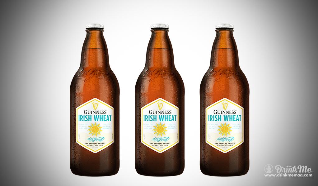 Guinness Irish Wheat drinkmemag.com drink me Guinness Irish Wheat