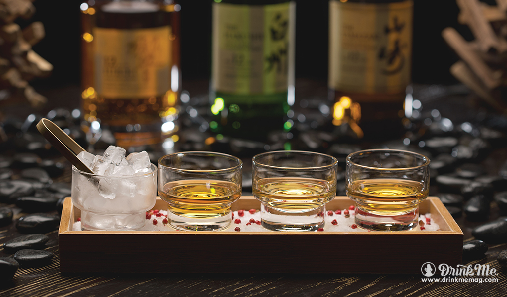Japanese Whiskey featured image drinkmemag.com drink me Top Japanese Whiskey