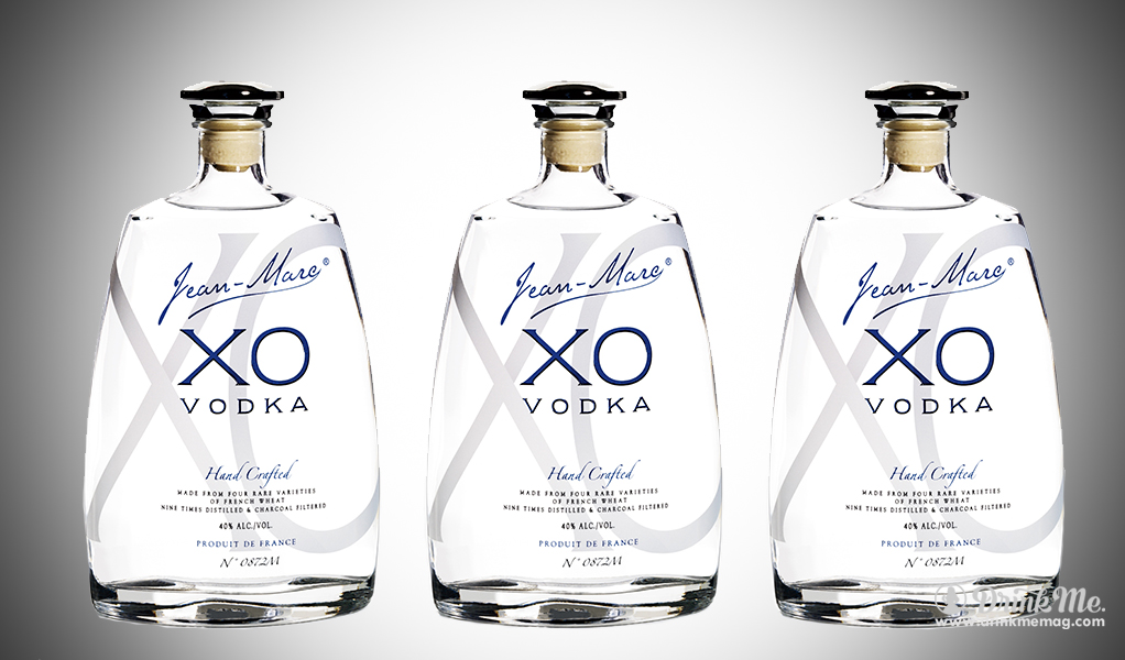 Jean Marc XO drinkmemag.com drink me The top French Vodka's