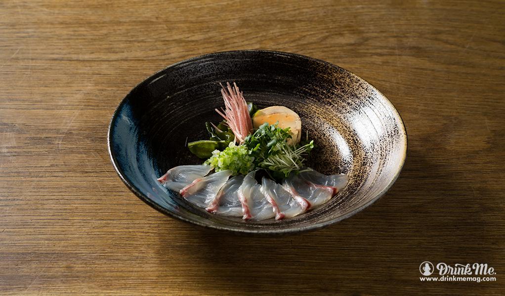 Kikuchi sashimi 2 drinkmemag.com drink me Kikuchi