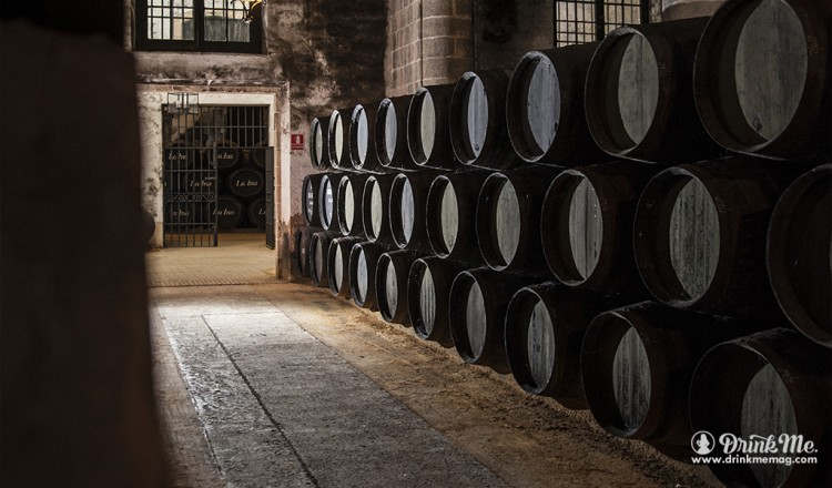 Lustau Bodega Los Arcos drinkmemag.com drink me Sherry Educational Certification