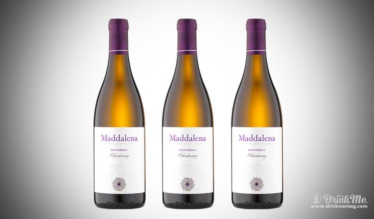 Maddalena Chardonnay drinkmemag.com drink me Maddalena Wines