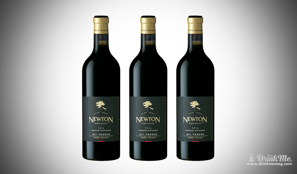 Newton Mt Veeder drinkmemag.com drink me