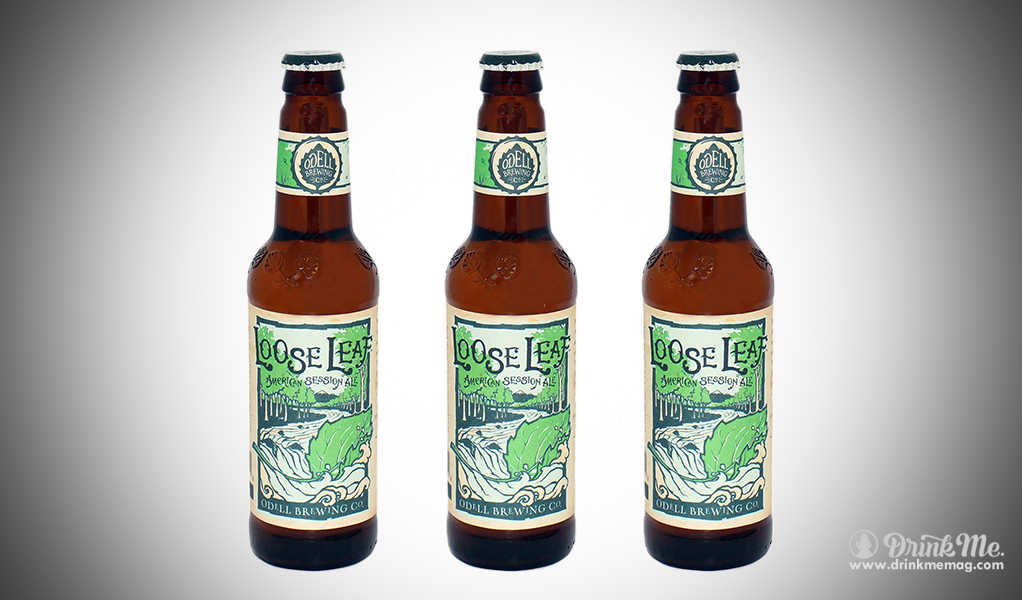 Odell Loose Leaf drinkmemag.com drink me Top Summer Beers
