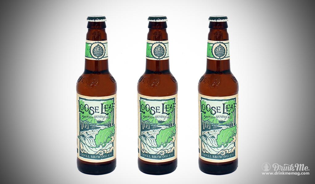 Odell Loose Leaf drinkmemag.com drink me Top Summer Beers