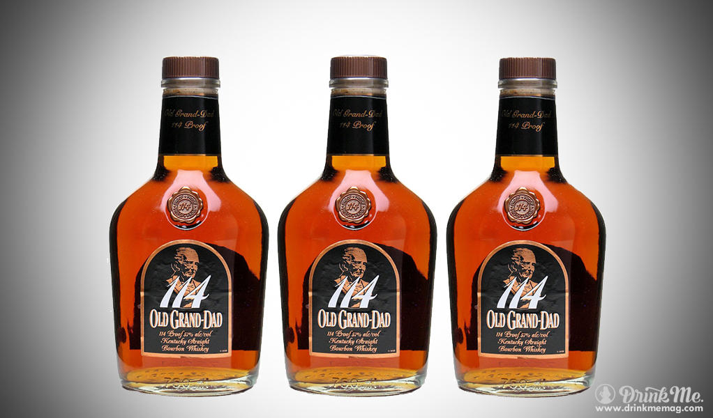 Old Grand Dad drinkmemag.com drink me top 5 bourbons under