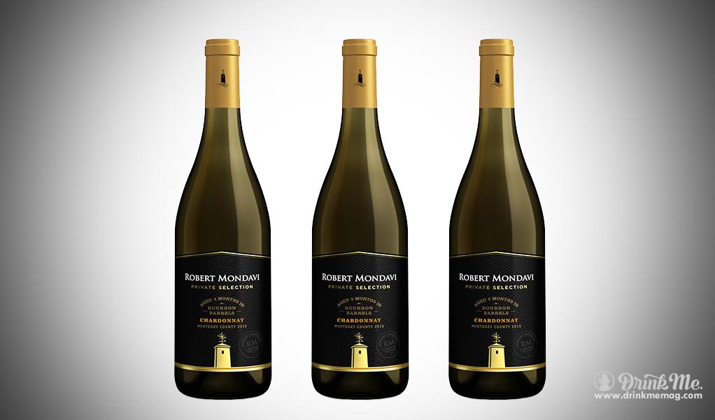 Robert Mondavi Bourbon Barrel Chardonnay drinkmemag.com drink me Bourbon Barrel-Aged Chardonnay
