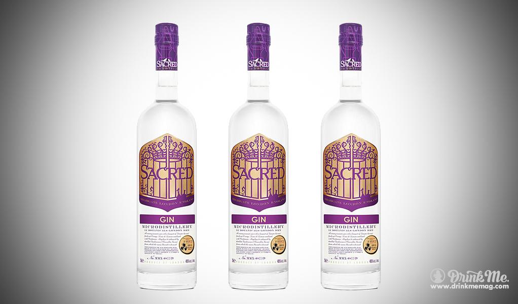 SacredGin drinkmemag.com drink me top london dry gins