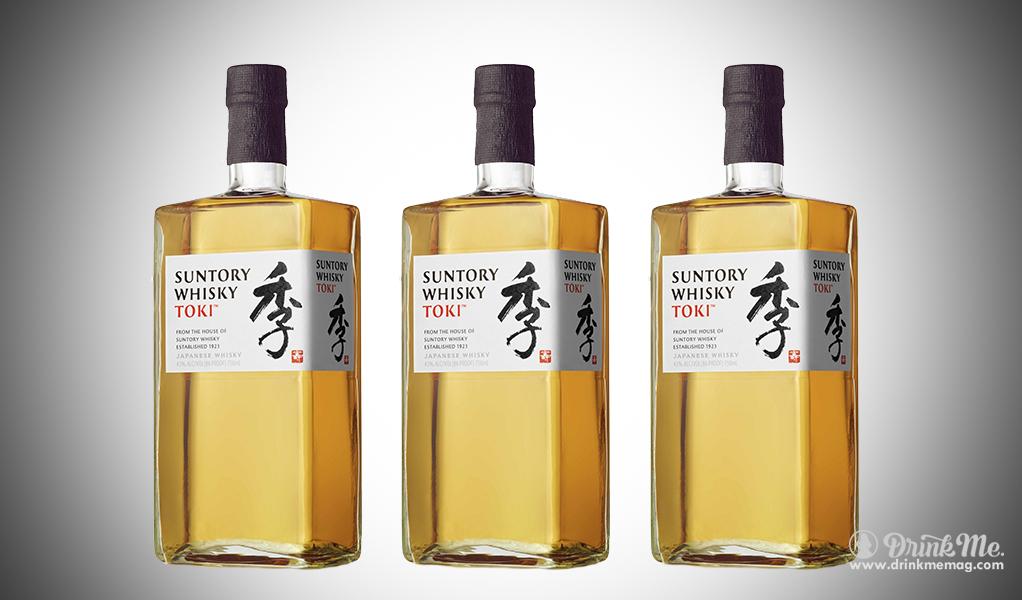 Toki drinkmemag.com drink me Top Japanese Whiskey