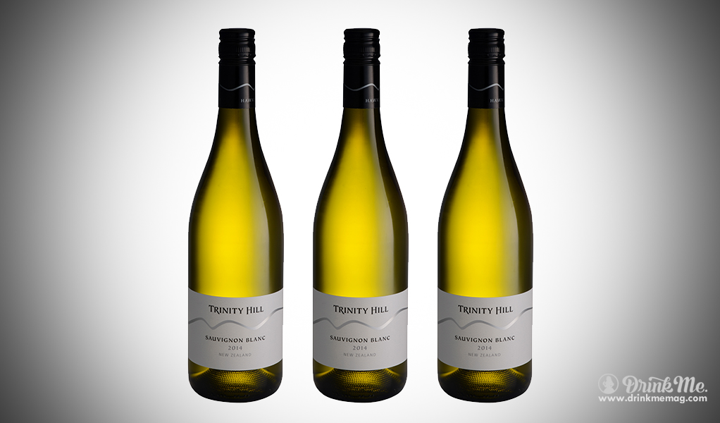 Trinity Hill Sauvignon Blanc drinmemag.com drink me Father's Day Wines