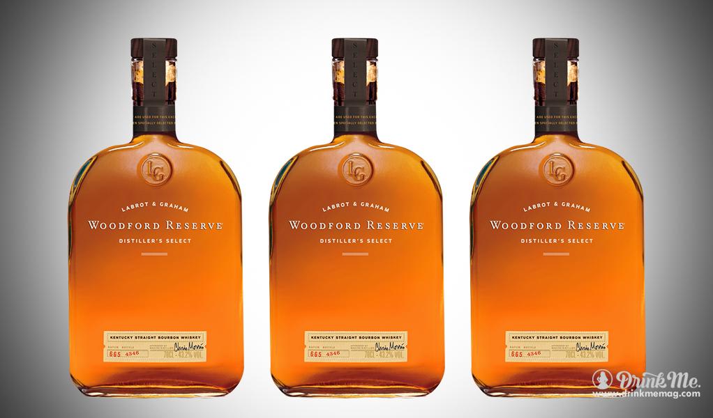 Woodford Reserve Distillers Select drinkmemag.com drink me Top5 American Whiskies Under $75