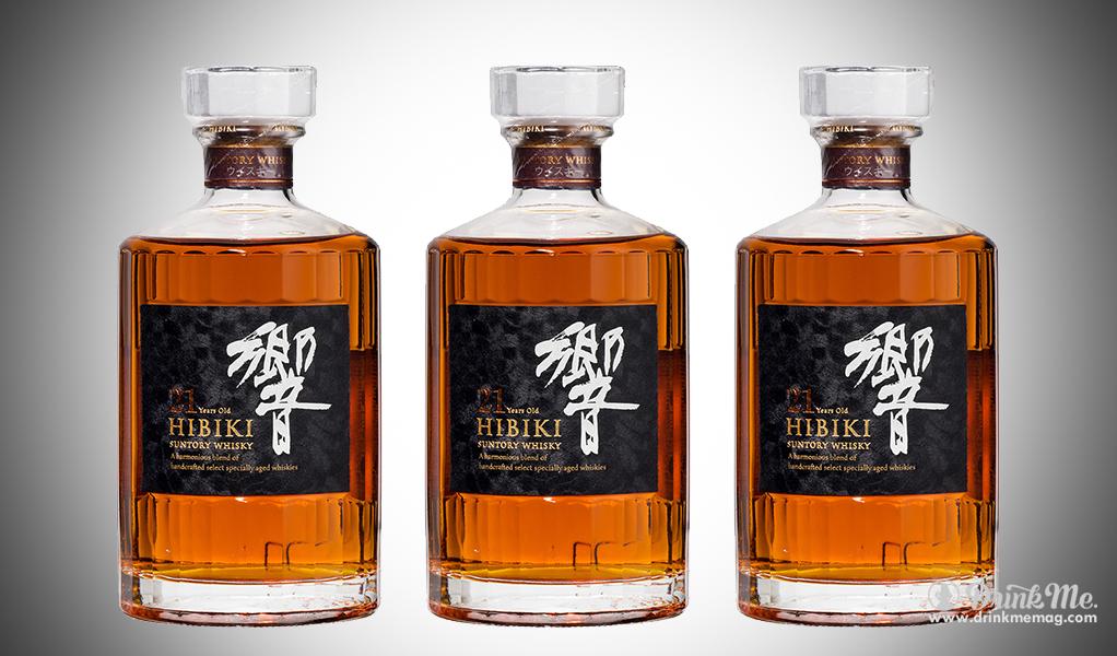 hibiki21 drinkmemag.com drink me Top Japanese Whiskey
