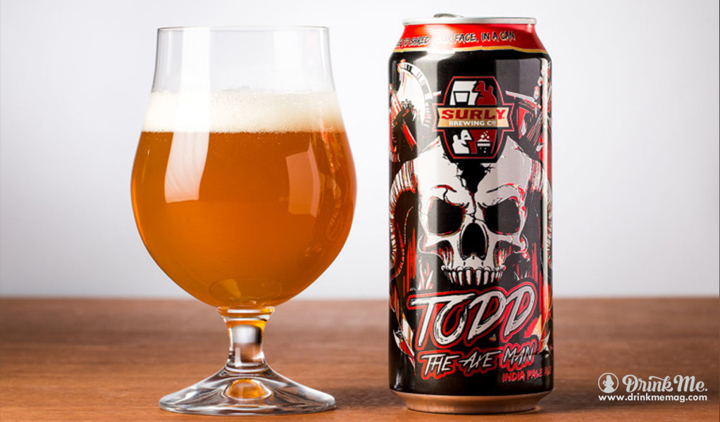 todd the axe man ipa drinkmemag.com drink me Top # American IPA