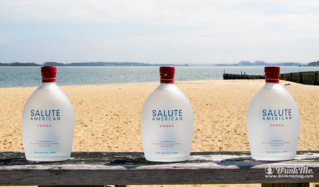 3 Bottle Shot drinkmemag.com drink me Salute Vodka