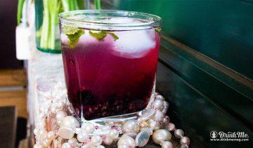 Blackberry Mint Julep drinkmemag.com drink me Salute Vodka