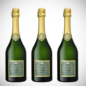 Brut Classic drinkmemag.com drink me Deutz Brut Champagne
