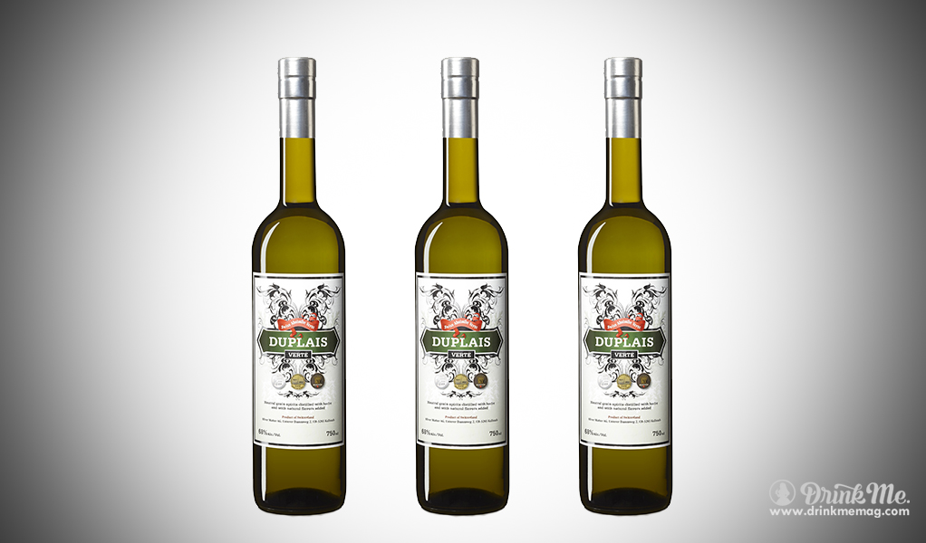 Duplais Verte drinkmemag.com drink me Top Absinthes