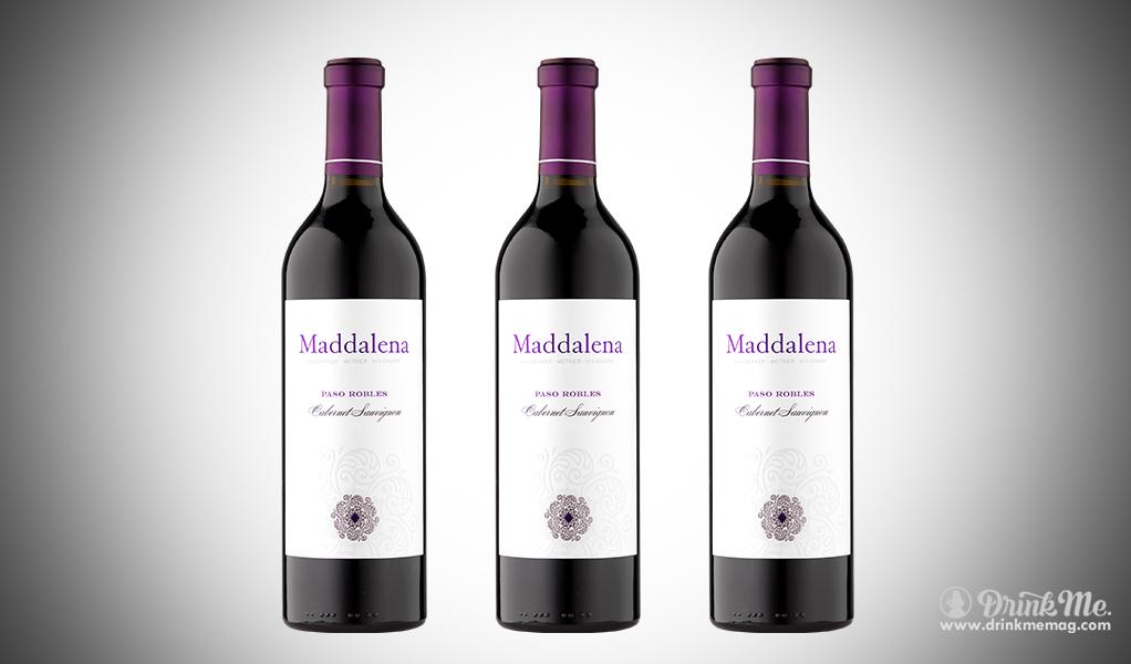 Maddalena Cabernet Sauvignon drinkmemag.com drink me Top Spring Wines