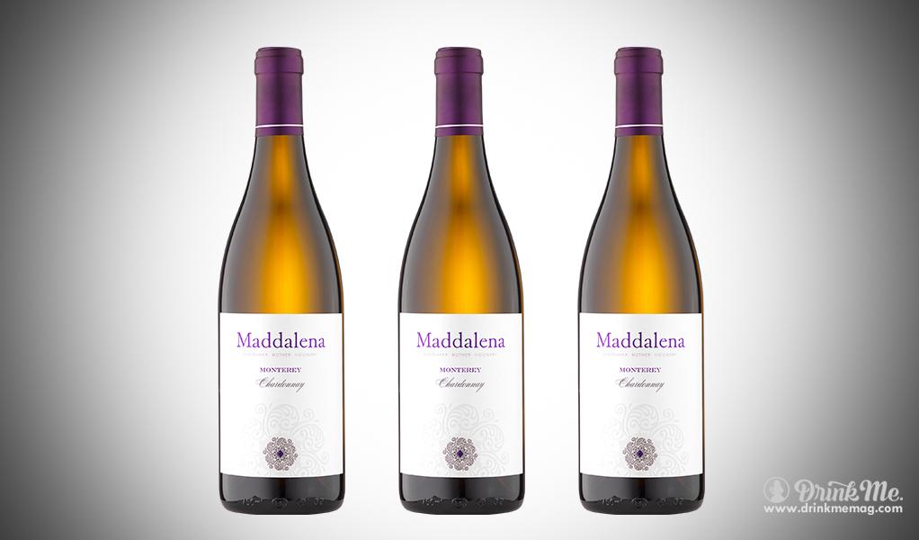 Maddalena Chardonnay drinkmemag.com drink me Top Spring Wines