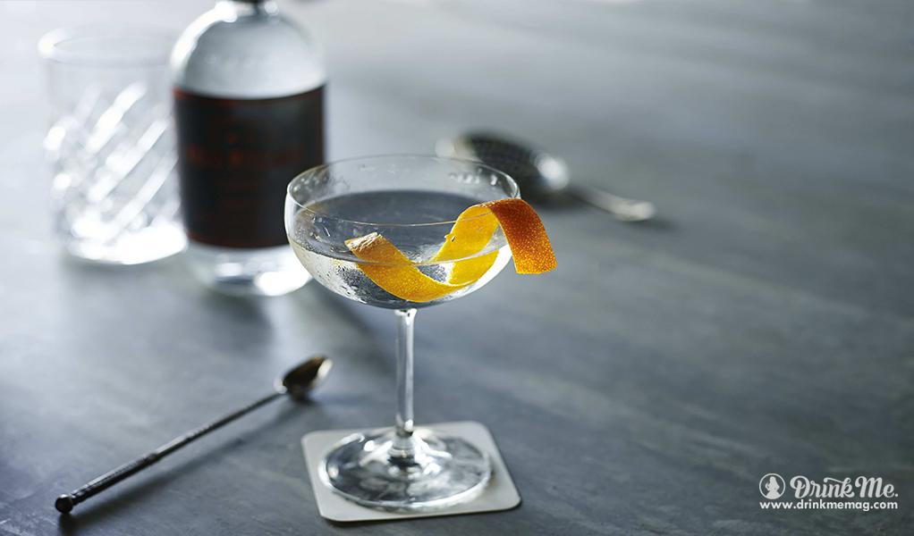 Martini drinkmemag.com drink me Four Pillars