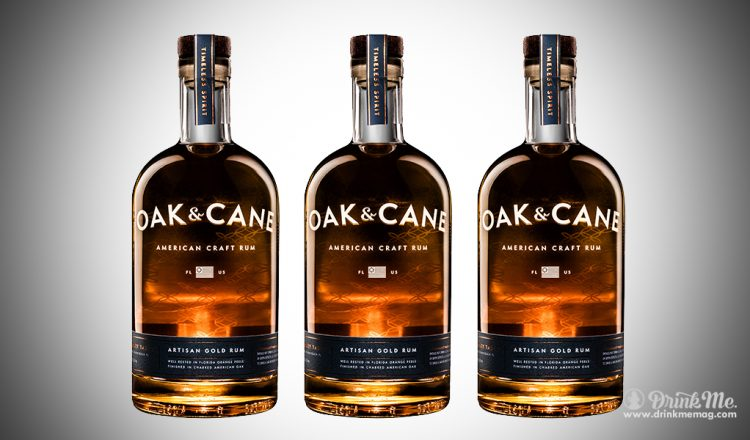 Oak & Cane Rum drinkmemag.com drink me Oak and Cane Rum