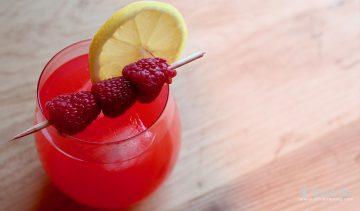Raspberry Refresher drinkmemag.com drink me Salute Vodka
