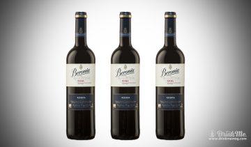 Reserva NV drinkmemag.com drink me Beronia Reserva Rioja