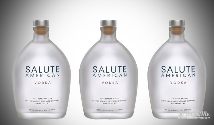SaluteBottle drinkmemag.com drink me Salute Vodka