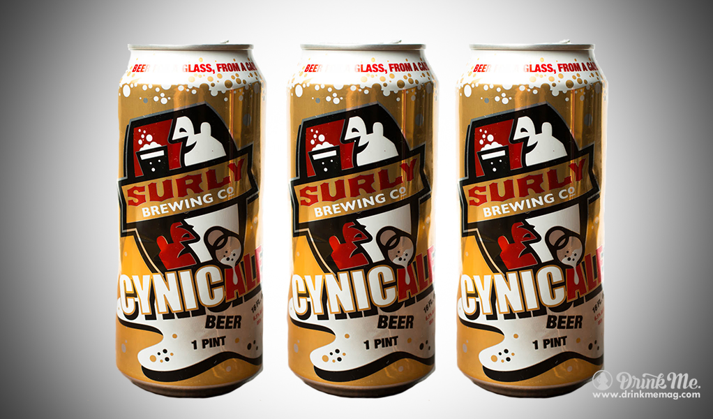 Surly Cynic drinkmemag.com drink me The Top Beligian Pale Ale