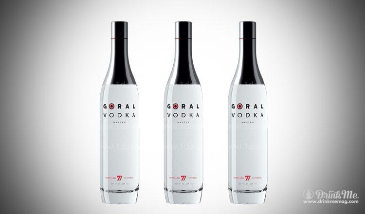 goral-vodka drinkmemag.com drink me Goral Vodka