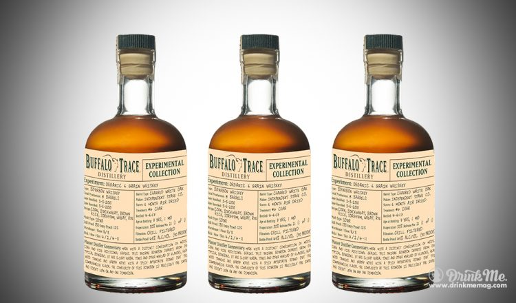 BT Experimental Collection Organic 6 Grain 2017 drinkmemag.com drink me Buffalo Trace