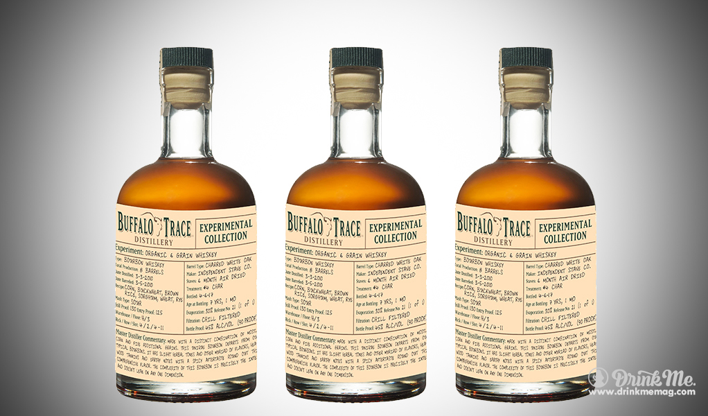BT Experimental Collection Organic 6 Grain 2017 drinkmemag.com drink me Buffalo Trace