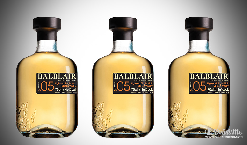 Balblair Vintage 2005 drinkmemag.com drink me Balblair 2005